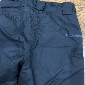 Columbia Bottoms - WEATHERPROOF LINED SNOW PANTS